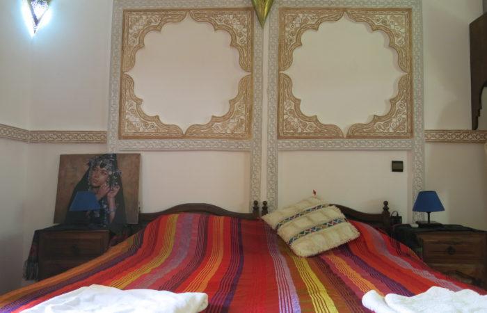 Riad in Morocco