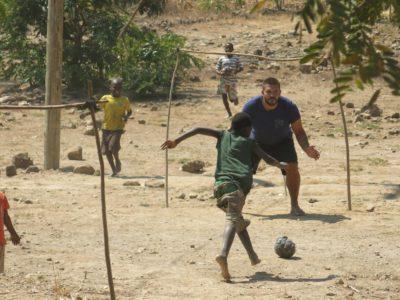 Soccer in Malawi