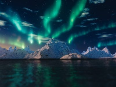 Northern Lights by Cruise