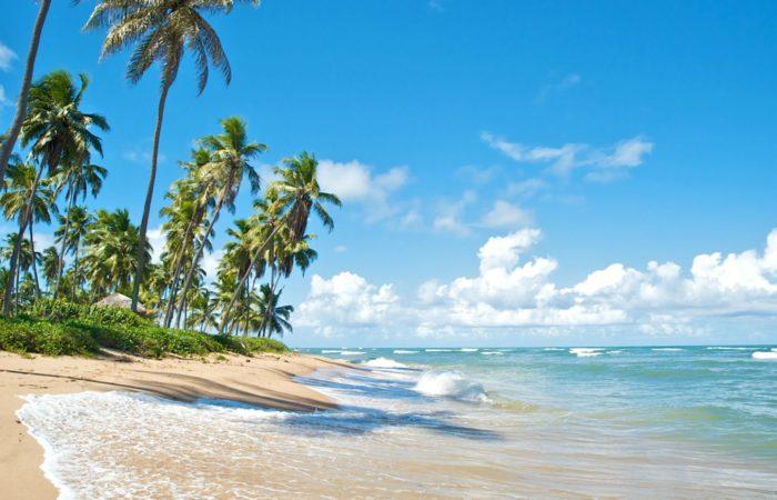 best beaches in brazil in november