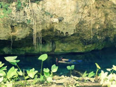 riviera maya best cenote