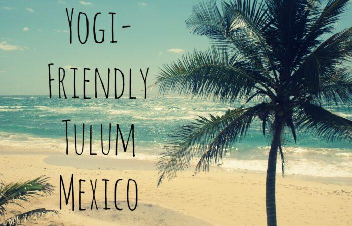 yoga tulum mexico